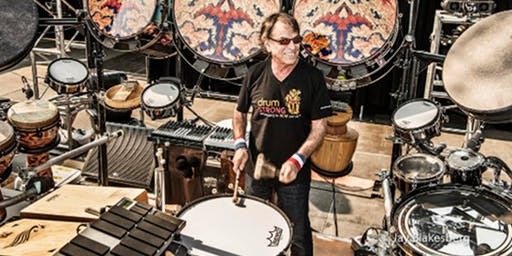 Mickey Hart of The Grateful Dead to Exhibit Artwork in South Florida