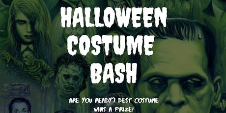 Halloween Costume Fundraiser Party  tickets