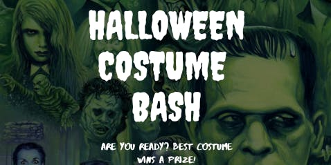 Halloween Costume Fundraiser Party