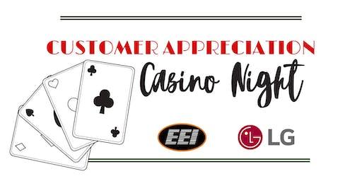 EEI Customer Appreciation Night