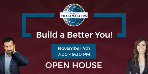 Monsey Toastmasters Open House
