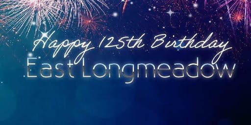 East Longmeadow's 125th Anniversary Celebration Dinner