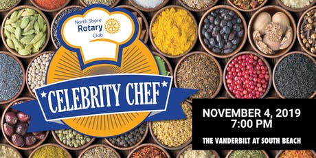 North Shore Rotary 2019 Celebrity Chef tickets