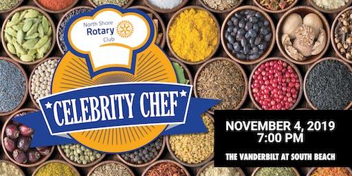 North Shore Rotary 2019 Celebrity Chef