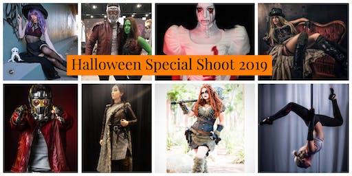 SPECIAL Cosplay Model Shootout (October)