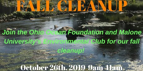 Fall Cleanup 2019 tickets