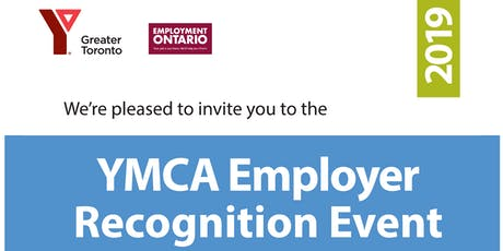 2019 YMCA Employer Recognition Event tickets