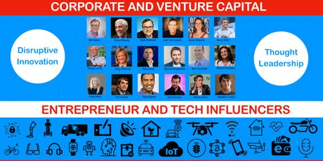 Silicon Valley Innovation - Startup Series tickets