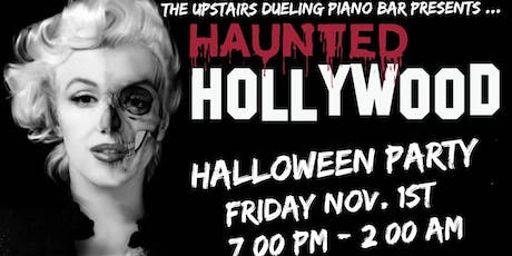 Haunted Hollywood Halloween Party tickets