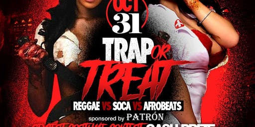 TRAP OR TREAT FEAT POWER 105.1 #CUTTYPALANCE