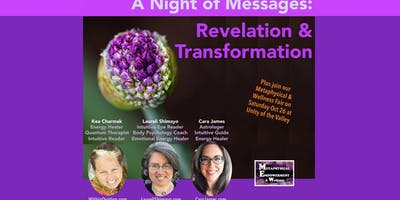 Night of Intuitive Messages - Revelation & Transformation
