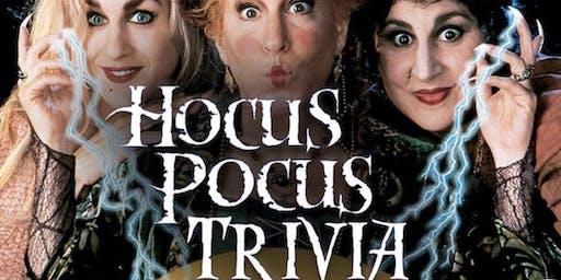Halloween Trivia Night!