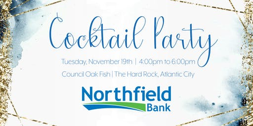 Northfield Bank Cocktail Party