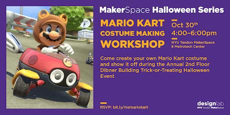 Mario Kart Costume Making Workshop! tickets
