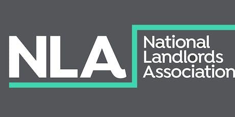NLA Tameside Landlords Forum tickets