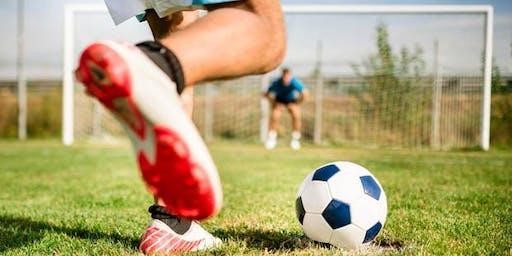 Interfac de soccer extérieur - Droit