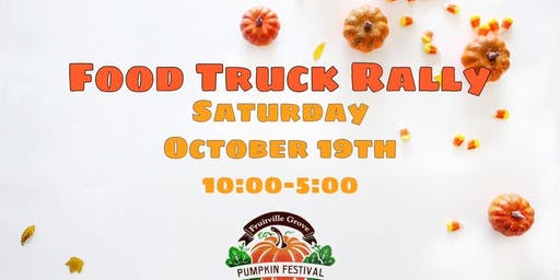 Pumpkin Fest Food Truck Rally