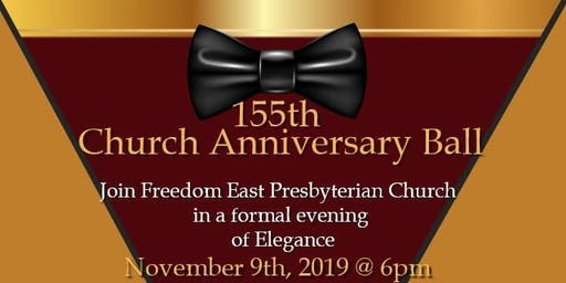 Freedom East 155th Anniversary