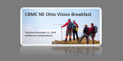 CBMC NE Ohio Vision Breakfast