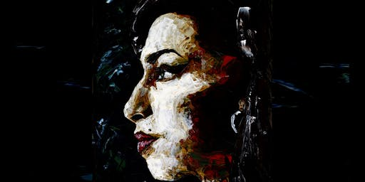 Painting Amy £35 Incl. Materials &