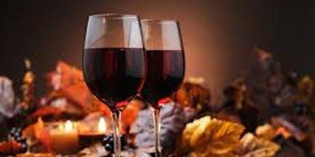 Fall Wine Dinner tickets