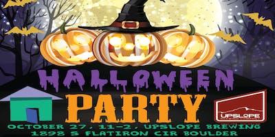 Matthew Jensens Annual Halloween Benefit Party