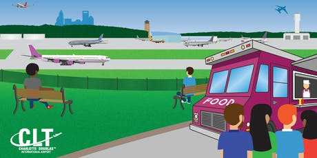 Food Trucks & Plane-Watching tickets