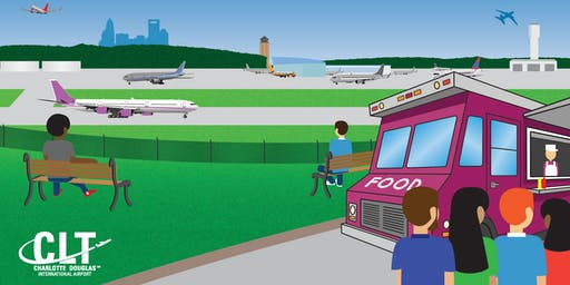 Food Trucks & Plane-Watching