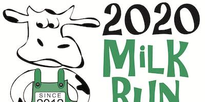 2020 Milk Run 5K/Healthy Living Expo Sponsor Payment