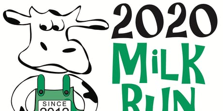 2020 Milk Run 5K/Healthy Living Expo Sponsor Payment tickets