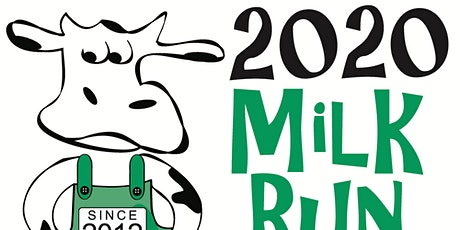 2020 Milk Run 5K/Healthy Living Expo Sponsor Payment tickets