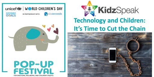 KidzSpeak Parent/Child Workshop & Emotional Intelligence Pop-Up Festival