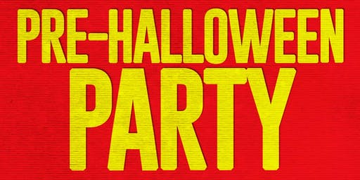PRE HALLOWEEN PARTY @ LAVELLE NIGHTCLUB   WEDNESDAY OCT 30TH