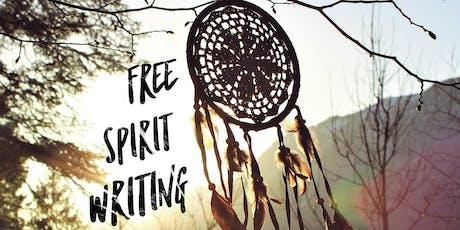 Free Spirit Writing Workshop tickets