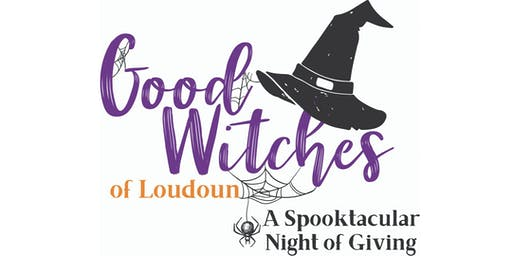 Good Witches of Loudoun, A Spooktacular Night of Giving