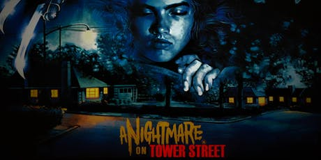 'A Nightmare On Tower Street' tickets