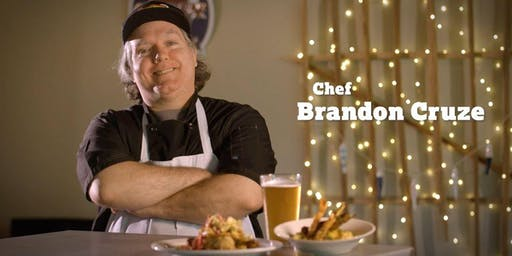 Fine Dining with Chef Brandon Cruze benefitting Ronald McDonald House