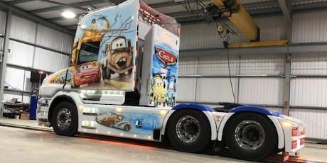 Vehicle Entry Form Grampian Truckshow 2020 tickets