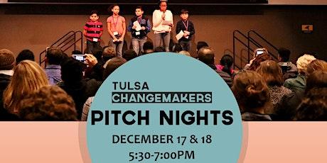 Tulsa Changemakers Pitch Nights tickets