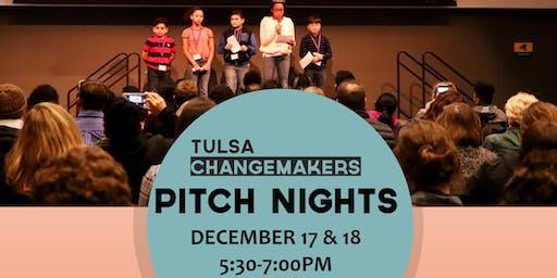 Tulsa Changemakers Pitch Nights