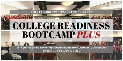 College Readiness Bootcamp PLUS (CRB+) - November