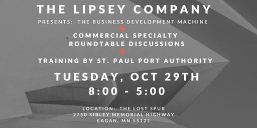 KW Commercial North Central Region Presents Mike Lipsey
