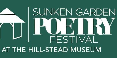 2020 SEASON PASS - Sunken Garden Poetry Festival tickets