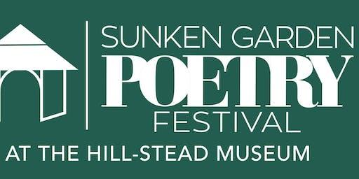 2020 SEASON PASS - Sunken Garden Poetry Festival