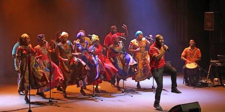 Concert Gospel et Master Class / Ateliers avec le Soweto Choir billets