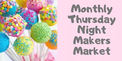 Thursday Night Pearland Makers Market