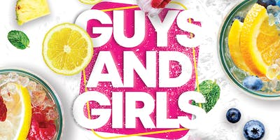 Guys & Girls - Day Party (Leeds)