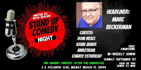 Comedy Night and Comedy Contest at Bull Bar tickets