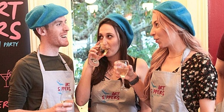ART SIPPERS - Paint & Sip Experience - XMAS SPECIAL - HAMMERSMITH tickets