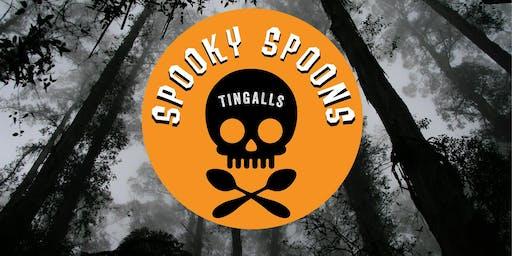 Spooky Spoons Halloween Tournament